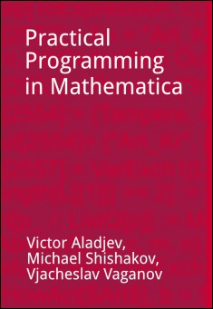 Book cover: Practical Programming in Mathematica