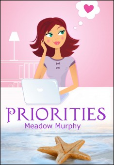 Book cover: Proirities, by Meadow Murphy