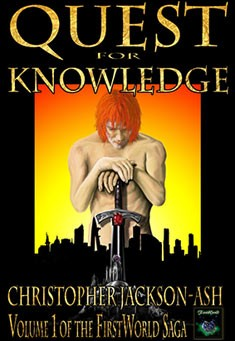 Quest for Knowledge - Christopher Jackson-Ashs