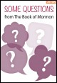 Book cover: Some Questions From The Book Of Mormon