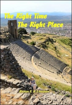 Book cover: The Right Time, The Right Place