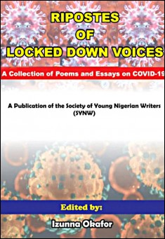 Book cover: Ripostes of Locked Down Voices