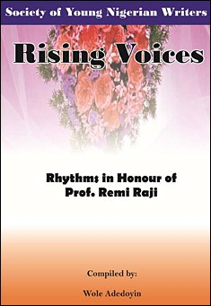 Rising Voices by various authors: compiled by Wole Adedoyin