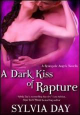romance-novels-dark-kiss-of-rapture-syliva-day