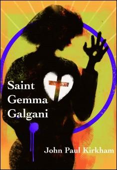 Book cover:  Saint Gemma Galgani