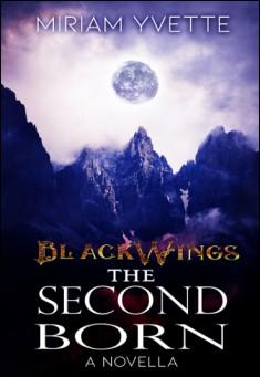 Book cover: The Second Born