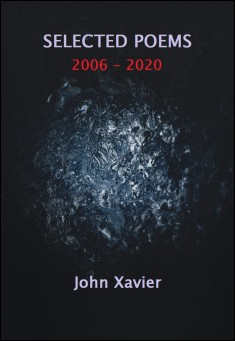Poetry book cover: Selected Poems 2006 - 2020