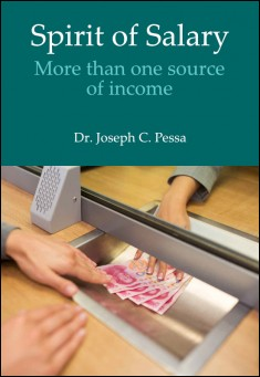 Book cover: Spirit of Salary: More than one source of income