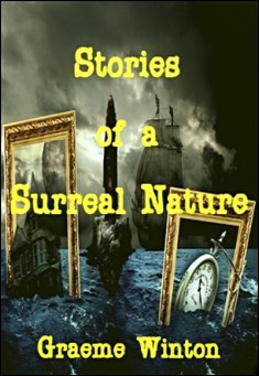 Book cover: Stories of a Surreal Nature