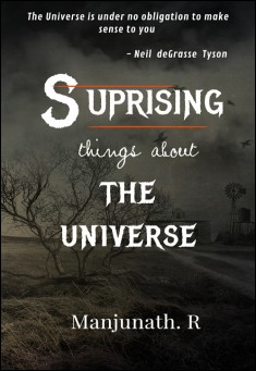 Book cover: Surprising Things About the Universe