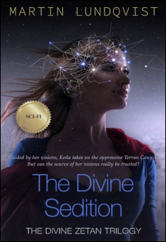 Book cover: The Divine Sedition, by Martin Lundqvist