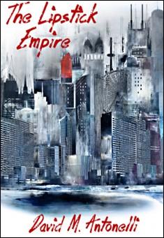 Book cover: The Lipstick Empire