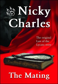 Book cover: The Mating by Nicky Charles