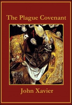 Book cover: The Plague Covenant