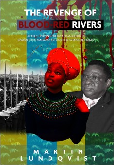 Book cover: The Revenge of Blood-Red Rivers