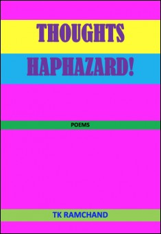 Book cover: Thoughts Haphazard!