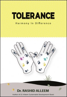 Book cover: Tolerance: Harmony in Difference
