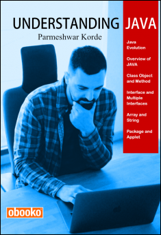 Book cover: Understanding JAVA