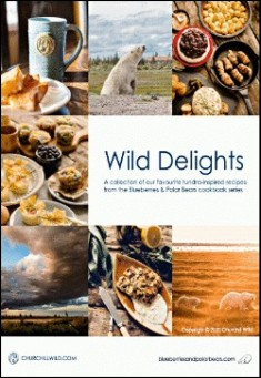 Book cover: Wild Delights