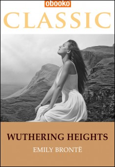 Book cover: Wuthering Heights
