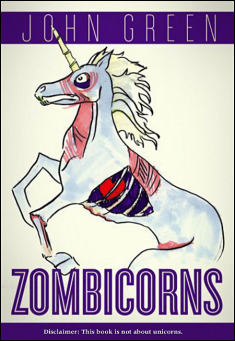 Book Cover: Zombiecorns
