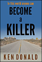 Book cover for Find a Killer by Ken Donald.