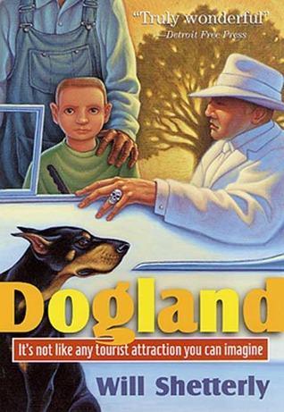 Book cover: Dogland