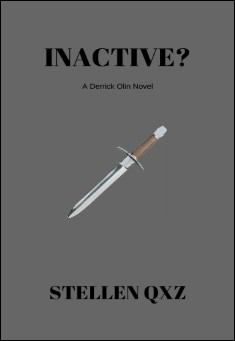 Book cover: Inactive? By Stellen Qxz