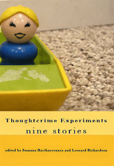 Book cover: Thoughtcrime Experiments