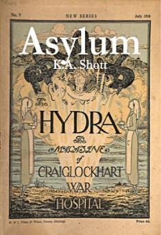 Book cover: Asylum