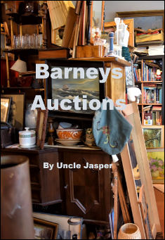 Book cover: Barneys Auctions