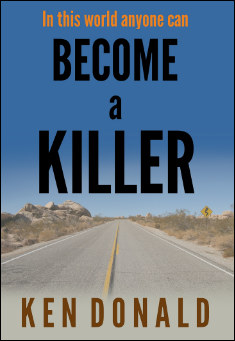 Book cover: Become a Killer. By Ken Donald