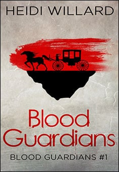 Blood Guardians By Heidi Willard