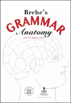 Book cover for Brehe's Grammar Anatomy