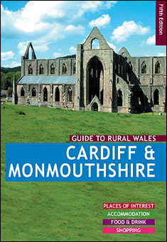Cardiff and  Monmouthshire, Travel Guide Book