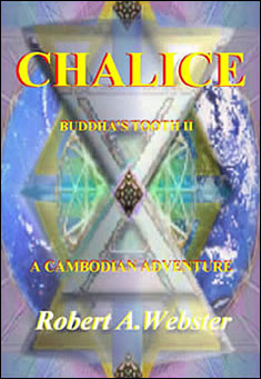 Chalice - Buddha's Tooth 2 by Robert A. Webster