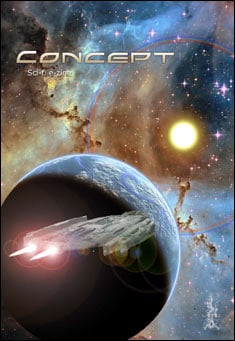 Concept Sc-fi Issue 1 - Various Authors