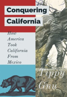 Book cover: Conquering California