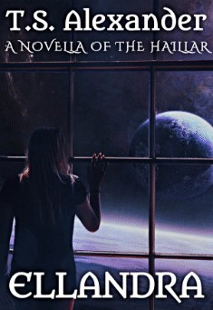 Book cover: Ellandra