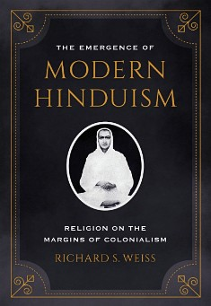 Book cover: The Emergence of Modern Hinduism