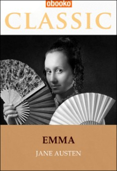 Book cover:  Emma