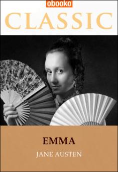Book cover:  Emma