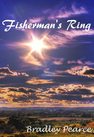 FIsherman's Ring.  By Bradley Pearce.  Adventure story