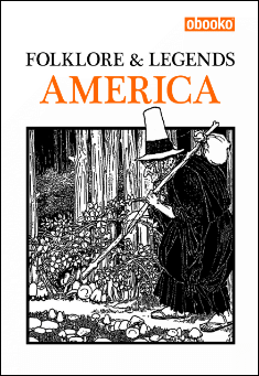 Book cover: Folklore and Legends of America