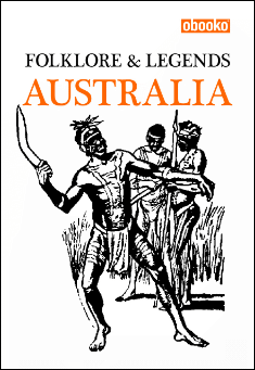Book cover: Folklore & Legends of Australia