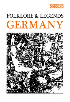Book cover: Folklore & Legends of Germany