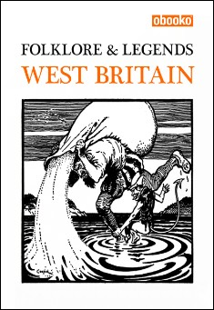 Book cover: Folklore & Legends of Western Britain