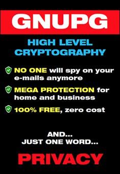 GnuPG High Level Cryptography - Golden Keys