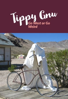 Book cover: Go West or Go Weird