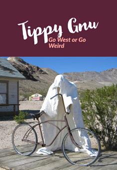 Book cover: Go West or Go Weird